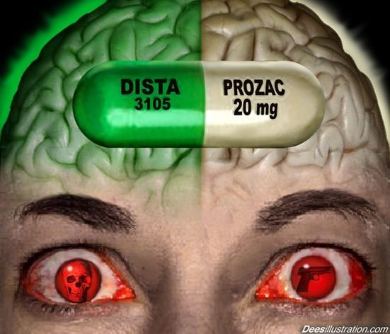 prozac 10 mg possible side effects